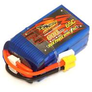 Аккумулятор DINOGY High Power 600мАч 14.8В XT30 (DLC-4S600H-XT30)