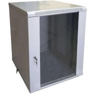 """Шкаф настенный 19"""" HYPERNET WMNC-15U-Flat (15U, 600x450мм)"""
