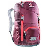 Рюкзак туристический DEUTER Junior Blackberry Aubergine