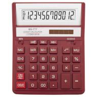 Калькулятор BRILLIANT BS-777 Red