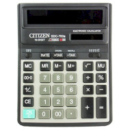 Калькулятор CITIZEN SDC-760