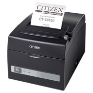 Принтер чеков CITIZEN CT-S310II USB/LAN Black