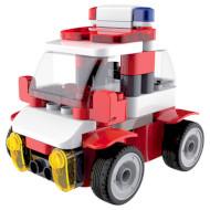 Конструктор PAI Police Car 59дет. (61001W)