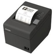 Принтер чеков EPSON TM-T20II Gray USB/COM