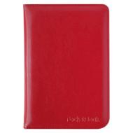 """Обложка для электронной книги POCKETBOOK 6"""" 616/627 Red (VLPB-TB627RD1)"""