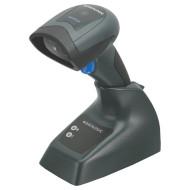 Сканер штрих-кода DATALOGIC QuickScan QBT2430 Black USB/BT (QBT2430-BK-BTK1)