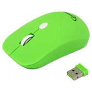 Мышь GEMBIRD MUSW-102 Green