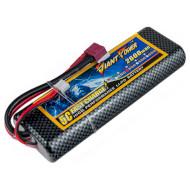 Аккумулятор DINOGY Giant Power 2600мАч 7.4В T-Plug (DLC-2S2600EC-T)