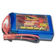 Аккумулятор DINOGY High Power 450мАч 11.1В JST (DLC-3S450H-JST)