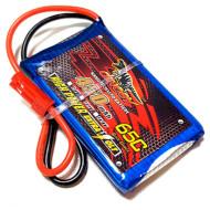 Аккумулятор DINOGY High Power 450мАч 3.7В JST (DLC-1S450H-JST)