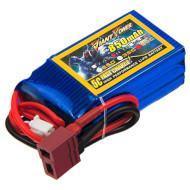 Аккумулятор DINOGY Giant Power 850мАч 11.1В T-Plug (DLC-3S850G-T)