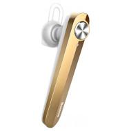Bluetooth гарнитура BASEUS A01 Gold
