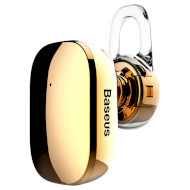Bluetooth гарнитура BASEUS Encok Mini A02 Gold (NGA02-0V)