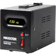 Стабілізатор напруги MAXXTER MX-AVR-S1000-01