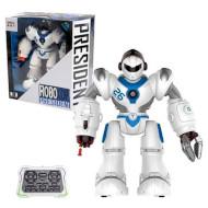 Интерактивная игрушка SAME TOY робот Дестроер белый (7088UT-2)