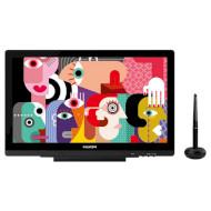 Графический планшет HUION Kamvas GT-191 V2 + Artist Glove Cura CR-01