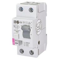 Дифференциальный автоматический выключатель ETI EFI-2 40/0.3-AC (2064123)