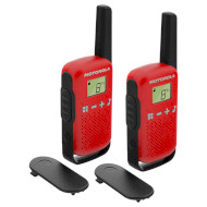 Набор раций MOTOROLA Talkabout T42 Red 2-pack