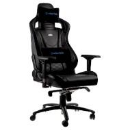 Кресло геймерское NOBLECHAIRS Epic Black/Blue (GAGC-041)