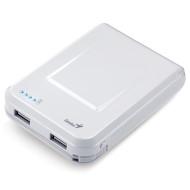 Портативное зарядное устройство GENIUS ECO-u700 (7800mAh)