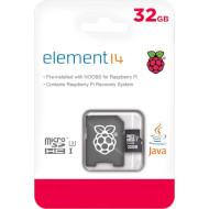 Карта памяти TRANSCEND Element 14 32GB