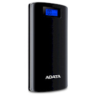 Портативное зарядное устройство ADATA P20000D Black (20000mAh)