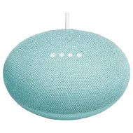 Умная колонка GOOGLE Home Mini Aqua Blue
