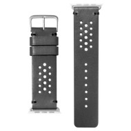 Ремешок LAUT Heritage Watch Strap for Apple Watch 42/44mm Slate Gray