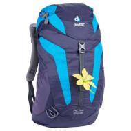 Рюкзак туристический DEUTER AC Lite 22 SL Blueberry Turquoise