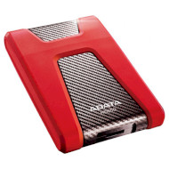 Портативный жёсткий диск ADATA HD650 1TB USB3.2 Red (AHD650-1TU31-CRD)