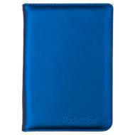 """Обложка для электронной книги POCKETBOOK 6"""" 616/627 Blue Metal (VLPB-TB627MBLU1)"""