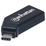 Кардридер MANHATTAN USB-C Mini (102001)