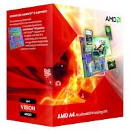Процессор AMD A4-4020 3.2GHz FM2