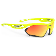 Очки RUDY PROJECT Fotonyk Gloss Yellow Fluo w/RP Optics Multilaser Orange (SP454076-0000)