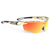 Очки RUDY PROJECT Tralyx Gold Velvet w/RP Optics Multilaser Orange (SP394005-0000)