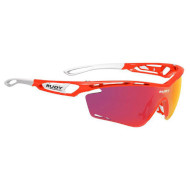 Очки RUDY PROJECT Tralyx Red Fluo w/RP Optics Multilaser Orange (SP394025-0000)