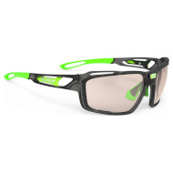 Очки RUDY PROJECT Sintryx Matte Ice Graphite w/ImpactX Photochromic 2 Laser Brown (SP497720-0000)