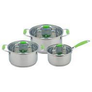 Набор посуды CON BRIO CB-1150 3пр