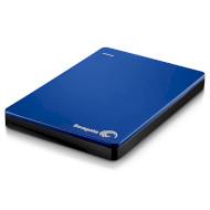 """Внешний портативный винчестер 2.5"""" SEAGATE Backup Plus Slim 2TB USB3.0/Blue (STDR2000202)"""