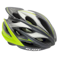 Шлем RUDY PROJECT Windmax Graphite/Lime FLuo Matte L (HL522402)