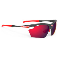 Очки RUDY PROJECT Agon Graphite w/RP Optics Multilaser Red (SP293898-FFF2)