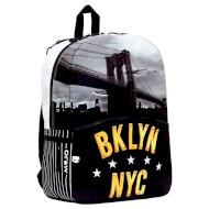 Шкільний рюкзак MOJO Brooklyn NYC Multi