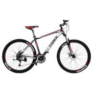 """Велосипед TRINX CAG C200 Black/White Red 27.5"""""""