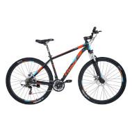 "Велосипед TRINX Majestic M136 Pro Matt Black/Red/Blue 29"""