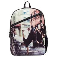 Шкільний рюкзак MOJO Breakdance Multi
