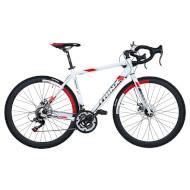 """Велосипед TRINX Tempo 1.1 White/Black/Red 28"""""""