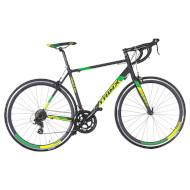 "Велосипед TRINX Tempo 2.0 21"" Matt Black/Green 28"""