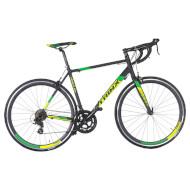 "Велосипед TRINX Tempo 2.0 Matt Black/Green 28"""