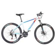 "Велосипед TRINX Majestic M100 White/Red/Blue 26"""