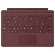 Клавиатура MICROSOFT Surface Pro Signature Type Cover Burgundy (FFQ-00041)